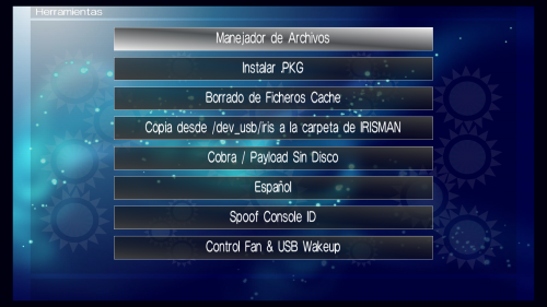 irisman 4.82 ps3